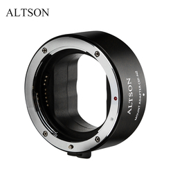 ALTSON Lens Mount Adapter Ring High Speed Auto Focus Stabilization USB for Canon EF/EF-S Lens to Nikon Z6/Z7 Z-mount Camera