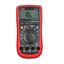 UNI-T UT61D Modern Digital Multimeters Auto Range AC/DC Auto Range 1000V/10A Best Accuracy 0.01mA with Overload Protection