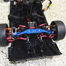 Front & Rear Body Post Stabilizer for 1/7 ARRMA INFRACTION 6