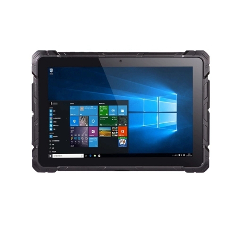 HOT-10.1 Inches Tablet PC Support For Windows 10 Intel Z8350 4GB/64GB Dual Cameras Tablet Computer 2.4G / 5G WiFi BT4.0 Waterpro