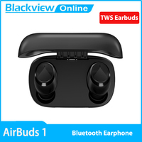 Blackview AirBuds 1 TWS True Wireless Earbuds con Bluetooth 5.0 Sports IP67 isolamento acustico resistente al sudore