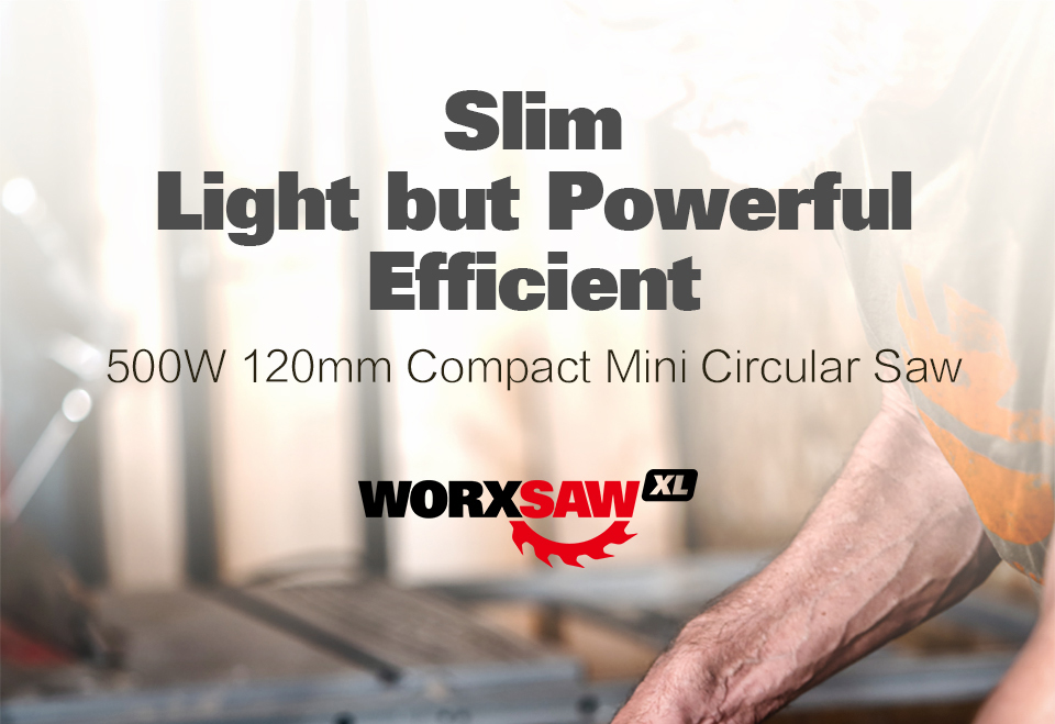 Slim Light  but Powerful Efficient