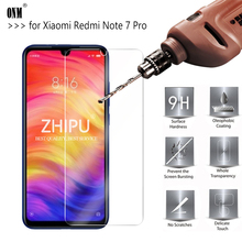 25 Pcs Tempered Glass For Xiaomi Redmi Note 7 Pro Screen Protector Protective