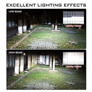 Image 3 - NOVSIGHT H4 Hi Lo BeamหลอดไฟLED 90W 15000LM H7 H11 9005 9006 LEDรถยนต์ไฟหน้าด้านหน้า 6000K 12V 24V