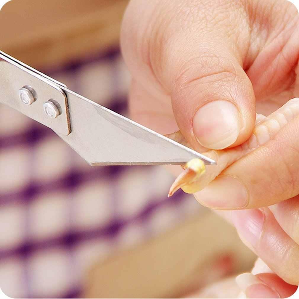 Suministros de cocina para el hogar, removedor de pelo de pescado de acero inoxidable duradero, pinzas de pelo de pez, pinzas para animales, herramientas