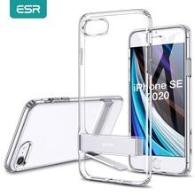 Esr電話ケースiphone se 2020 8 7プラス11 pro x xr xs最大キックスタンド垂直スタンドホルダーiphone se 2020ケース