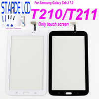 Tablet Touch Screen Für Samsung Galaxy Tab 3 7,0 T210 T211 SM-T210 SM-T211 P3200 T217 Touchscreen Digitizer LCD Display Glas
