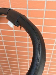 Image 3 - ベビーカーアクセサリー革保護ケースカバーをサイベックス eezy s + ツイストハンドルのベビーカー