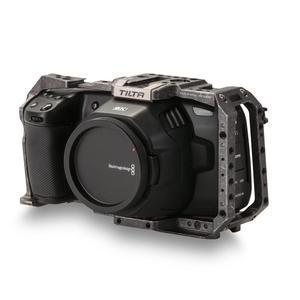 Image 5 - TILTA BMPCC 4K 6K กรง RIG ยุทธวิธีสำเร็จรูปหรือสีเทาเต็มกรง TILTAING สำหรับ BMD Blackmagic BMPCC4K 6K Full กล้อง