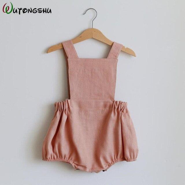 Boys Baby Romper lato niemowlę bawełna Unisex noworodka pajacyki noworodki dziecko jednoczęściowe dziewczyny kombinezon Baby Boy ubrania strój