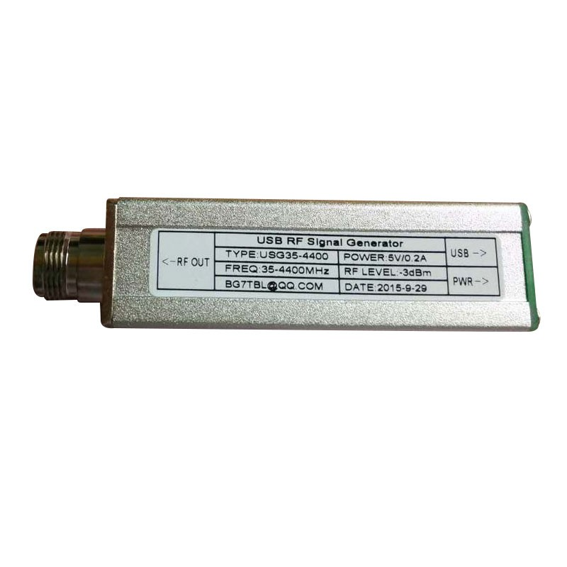 USB RF générateur de Signal Source de Signal USG35-4400 35 M-4400 M 4.4G 1G 2G 3G
