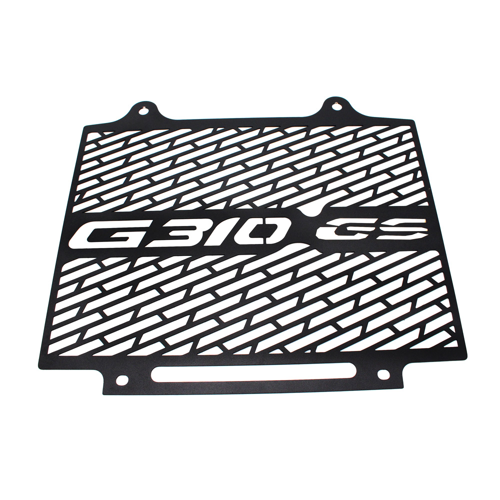 For <font><b>BMW</b></font> G310GS G310 <font><b>GS</b></font> Grill R & <font><b>G</b></font> Protection Parts <font><b>GS</b></font> <font><b>310</b></font> Radiator Guard <font><b>Protector</b></font> Cover Grille Aluminum Accessories Motorcycle image