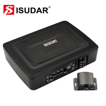 ISUDAR SU6901 Car Subwoofer Amplifier Built-in Power Active High and Lower Level Hifi