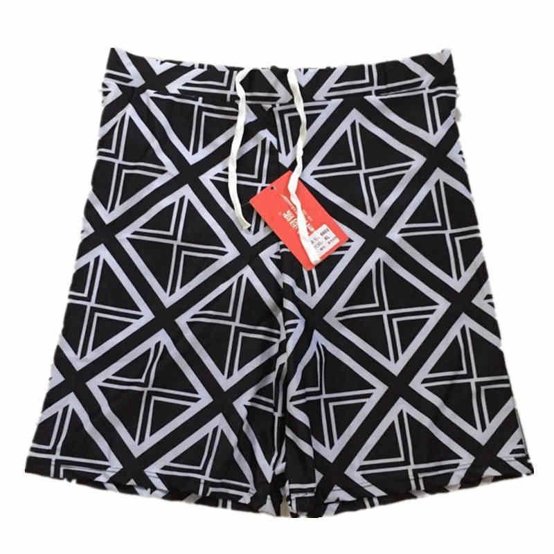 Одинаковый купальный костюм-двойка мужские шорты для плавания и женская цельная юбка одежда для плавания быстросохнущие пляжные штаны плавки шорты для серфинга