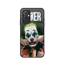 واحد زائد 9 حقيبة هاتف محمول شامل شامل مكافحة قطرة الألعاب حقيبة هاتف محمول مهرج نمط سيليكون الغطاء الواقي K8