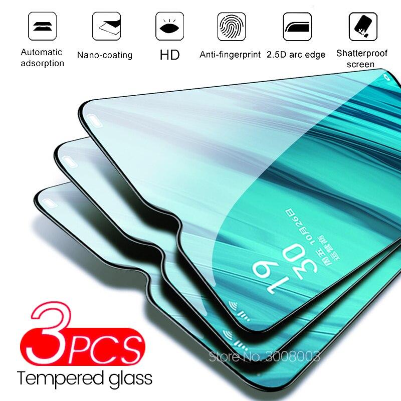 3 pçs protetor de tela cheia para xiaomi redmi nota 4 4x vidro protetor de proteção readmi não 5 plus 6 7 8 pro 8t 5a prime capa filme