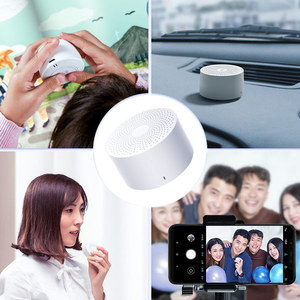 Image 4 - Originele Xiaomi Xiaoai Bluetooth Speaker Draagbare Mini Draadloze Bluetooth Speaker Subwoofer Smart Voice Control Waterdichte Usb
