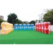 1,5 м ПВХ человека надувной шар-Зорб воздушный Зорб футбол Футбол шары футбольные бампер мяч фитнес-оборудование