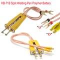 HB 71B Puls schweißen spot schweißen stift Geeignet für batterie schweißen maschine Reinem kupfer kabel alumina kupfer pin spot schweißer stift|battery spot welding|spot weldingbattery spot -