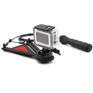 Image 2 - ل Gopro سنتريفون رصاصة الوقت تأثير كاميرا تلاعب Selfie 360 درجة ل Gopro بطل 8 7 6 5 4 EKEN يي Sjam الرياضة عمل الكاميرا