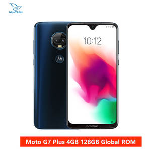 Motorola Snapdragon 636 G7-Plus 4GB 128GB LTE Adaptive Fast Charge Octa Core Fingerprint Recognition