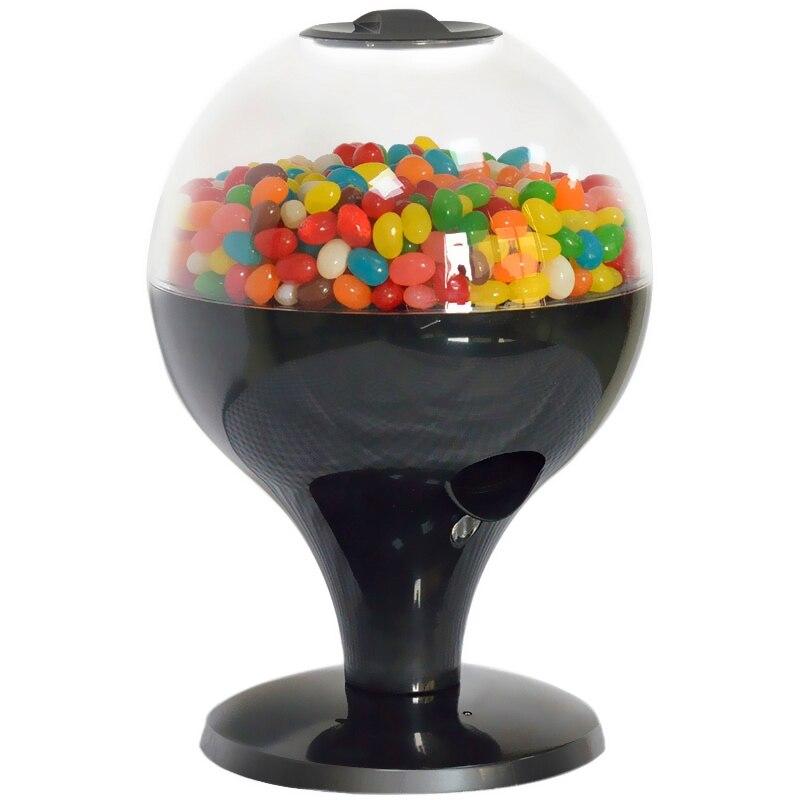 Ev Aletleri'ten Dondurma makinesi'de Düğün şeker dağıtıcı otomatik sensör ABS Vintage Gumball Mini kabarcık sakız şeker makinesi  çocuklar güzel hediye title=