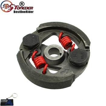 STONEDER sprzęgła dla 2 suwowy 43cc 47cc 49cc Mini Moto ATV motor terenowy tanie i dobre opinie 00inch Iso9001 Aluminum Zestawy łańcuchowe 0 25kg Clutch For 2 Stroke 47cc 49cc Engine Mini Dirt Kids