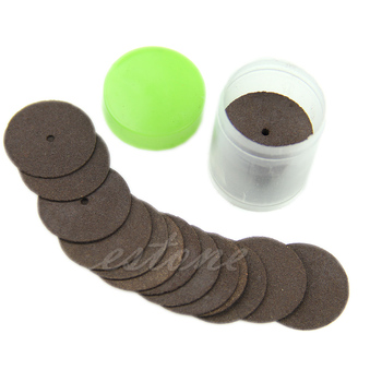 цена на 36pc Resin Cutting Wheel Disc Blade Cut Off Set Kit Fr Dremel Rotary Tool