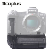 Battery-Grip-Holder Vertical BG-EOS EOSR Canon Camera Mcoplus for Replacement as