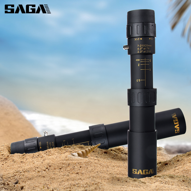 Image 3 - Telescopic Monocular high quality mini Telescope Pocket luneta for Hunting HD Optical Prism Scope low light level night vision-in Monocular/Binoculars from Sports & Entertainment