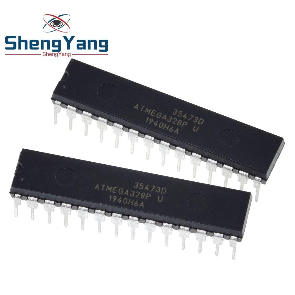 Шэньян 1 шт. ATMEGA328P-PU ATMEGA328-PU ATMEGA328P ATMEGA328 DIP-28