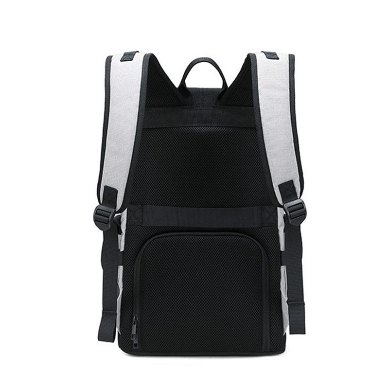 Fashionable dad large capacity mother and baby bag