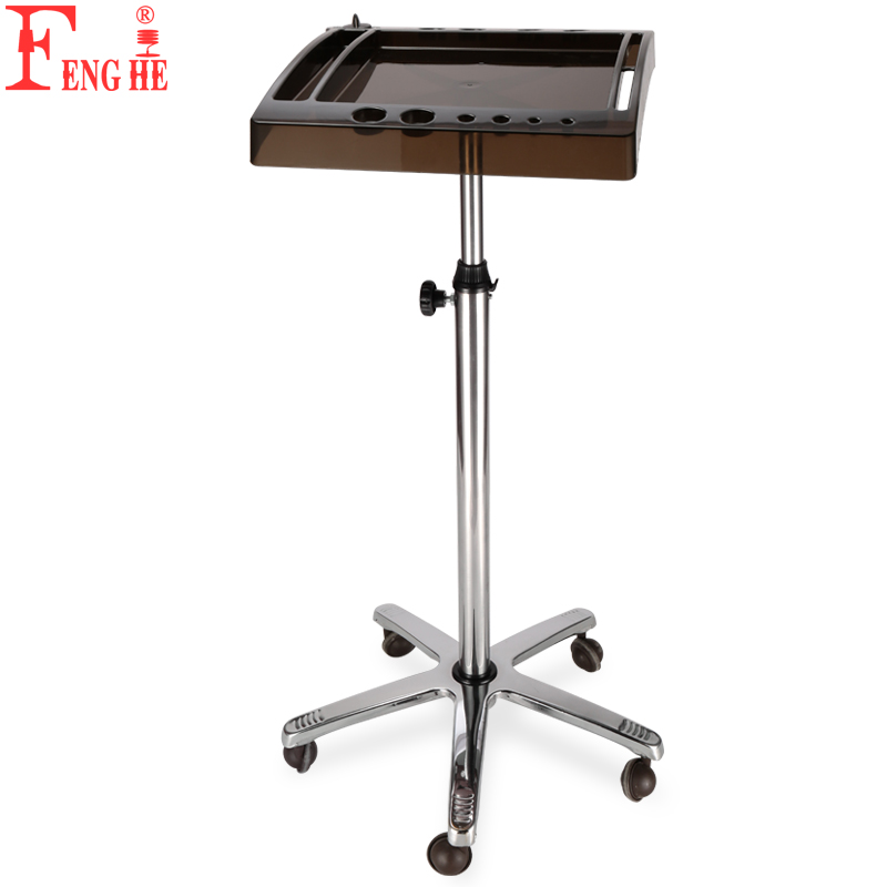 New Fashion Beauty Salon Dyeing Hot And Durable Oil Bracket Tool Cart Salon Trolley