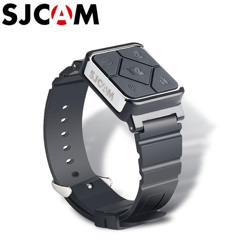 SJCAM 2.4G Wireless Remote Control Watch For SJ8 SJ7 SJ6 M20 Wifi Sport Action Camera Waterproof 3m
