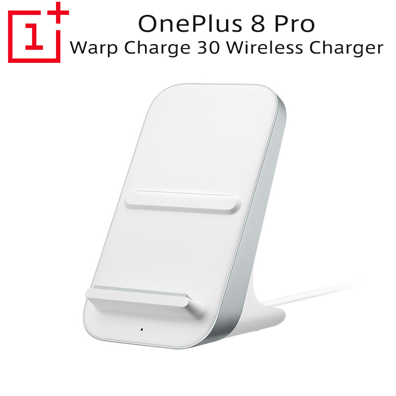 For original OnePlus 8 Pro mobile phone OnePlus Wireless Charger OnePlus Warp 30W Wireless Charging Quick Charge OnePlus 8 Pro