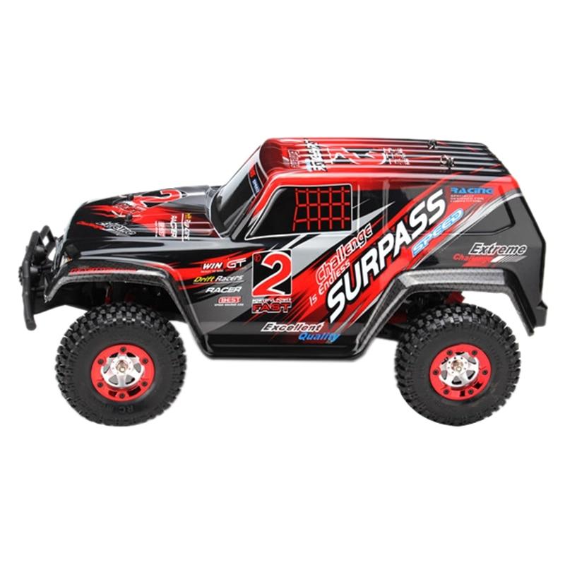 KW C02 1:12 SUV 2,4G Радиоуправляемый автомобиль с дистанционным управлением высокоскоростной гоночный автомобиль внедорожные игрушки и подарки для детей - 5