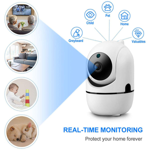 Image 5 - HONTUSEC WiFi IP Camera 1080P HD Home IP Security Nanny Camera With Night Vision Motion Detection Security Surveillance 2.4GHz