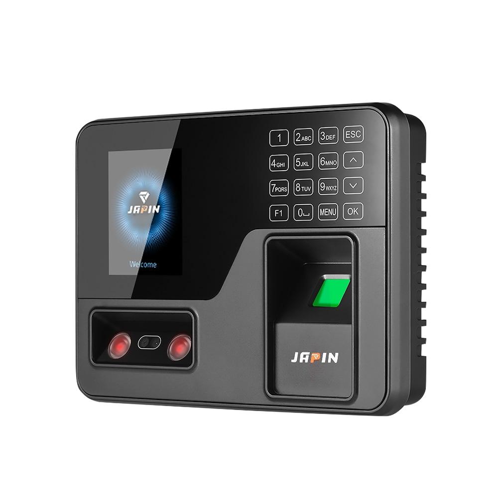 Attendance-Machine Checking-In-Recorder Fingerprint USB Lcd-Display Biometric Employee