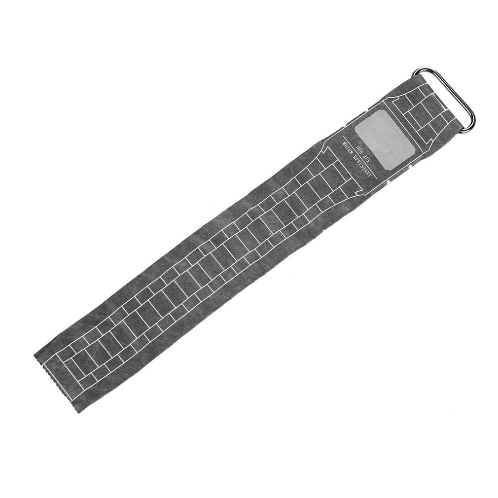 Cool Creative Paper Watch Life Waterproof Clock Paper Strap Magnetic Closure Buckle Unisex LED Digital Watch For Men Women Gifts