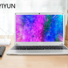 14 Inch Intel N3520 Ultrabook Laptop 4G RAM 128G SSD Quad Core Buiness Office Office Notebook