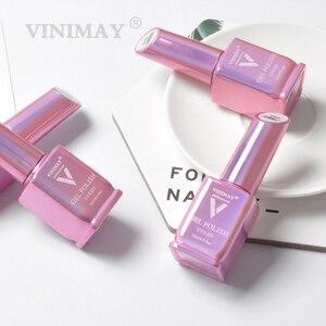 Image 4 - VINIMAY New Arrival Gel Nail Polish vernis semi permanant UV Soak Off Gelpolish Nail Art Gel Varnish Manicure Nails Gel Lacque