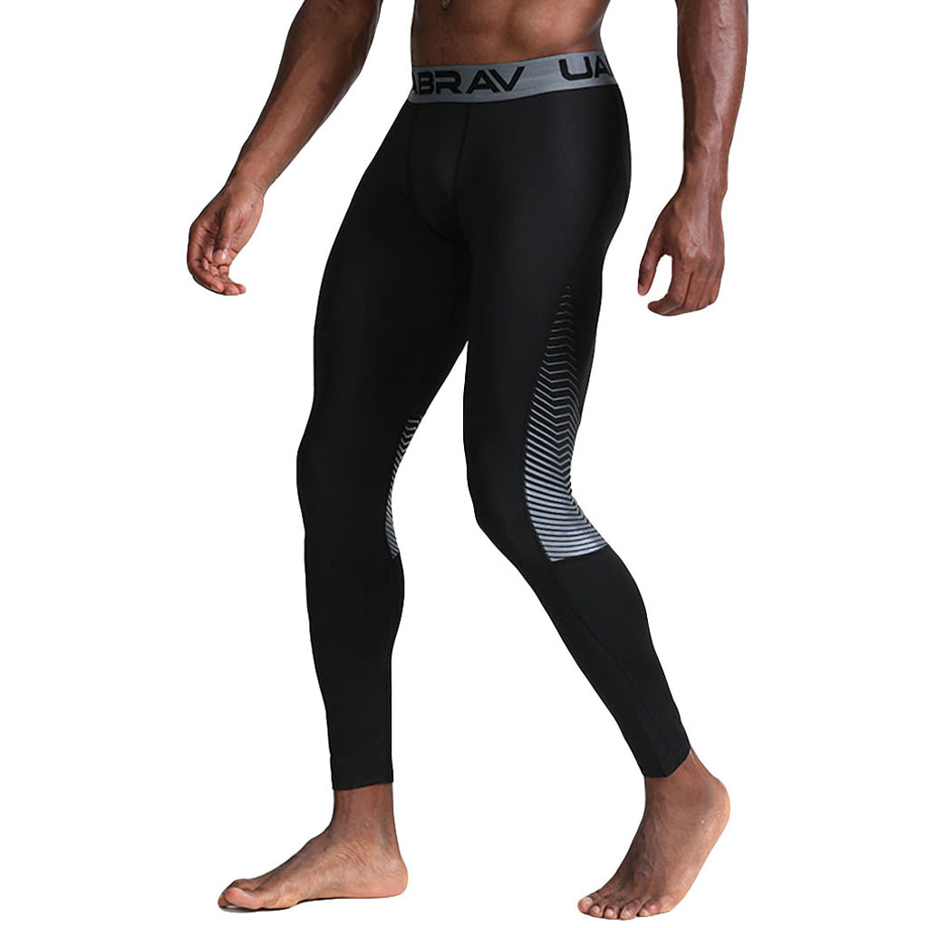 Casual Pants Fitness Absorption Fast Drying elastic Long Pants  1
