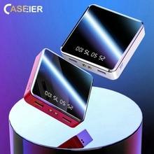 CASEIER 20000mAh Mini Power Bank For Xiaomi 10000mAh Portabl