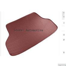 特別なトランクマット防水耐久性のある革のカーペット 2011 から 2015 フォーチュナー