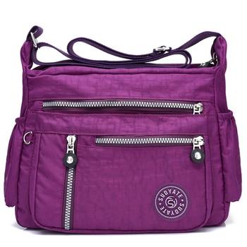2020 women bags for women 2019 Crossbody bags for women waterproof nylon shoulder bag handbags Bolso Kiple