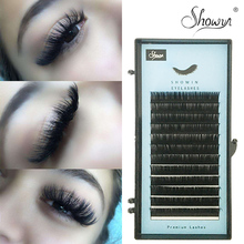8~15 Mix Premium Natural New Arrival Eyelash Extension Supplies Mink Single Soft