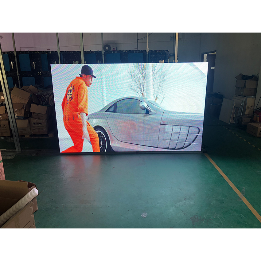 LED Screen P5 640X640mm Die Casting Aluminium Cabinet, SMD2121 Indoor Led Panel, Rgb Led Display Billboard Rental