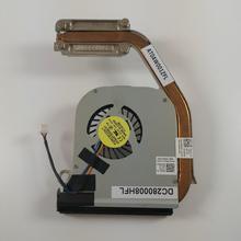 Новый оригинальный радиатор для Dell Latitude E4310 охлаждающий вентилятор DFS481305MC0T F9P3 KXX96 P05G CFMD2 DC280008HFL AT0AW001ZFL модуль