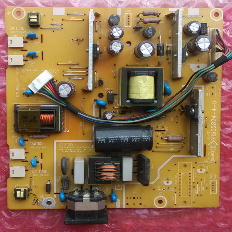 Original For Power Board 715G2824-4-5 = 715G2824-5-5 715G2824-7-5 8 Line Used Board Working Good