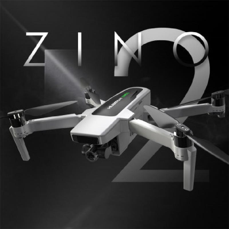 Pre-sale Hubsan Zino 2 Leas 2.0 Gps 8km Fpv With 4k-60fps Uhd Camera 3-axis Gimbal Rc Drone Quadcopter Rtf 33mins Flight